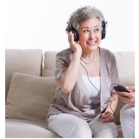 Senior et musique