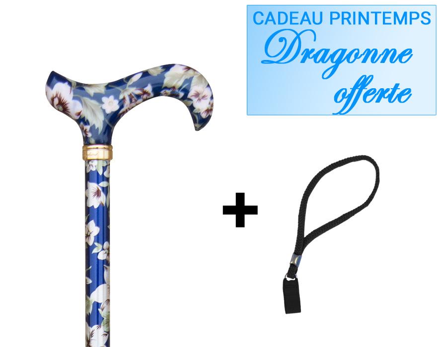 canne-pliante-royal-blue+dragonne