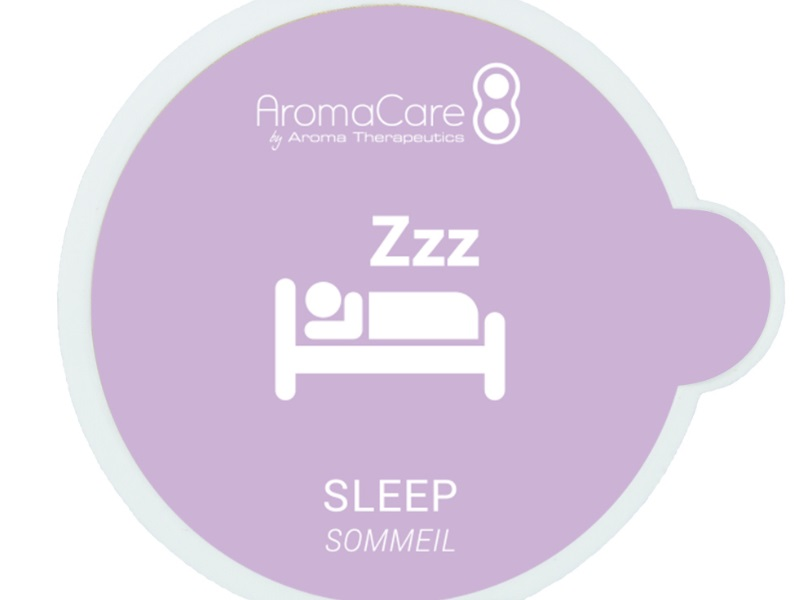 Aromacare capsule sommeil