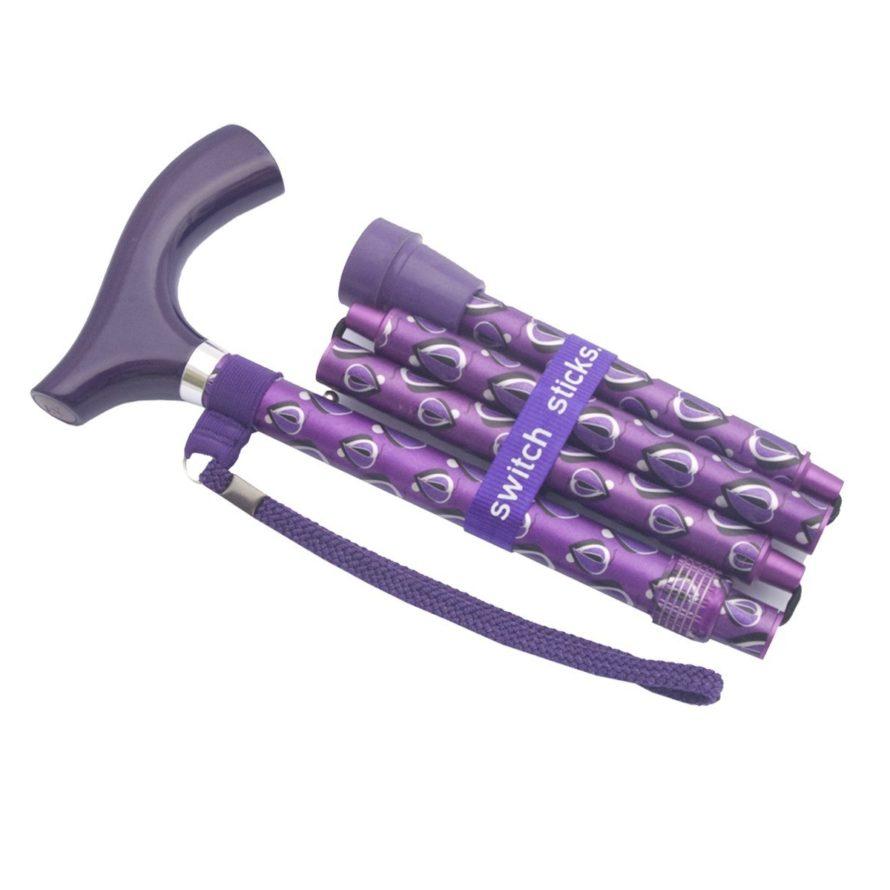 Canne pliante Switch Sticks Viking
