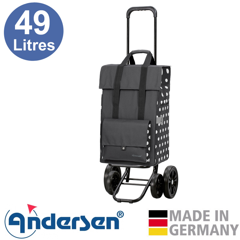 Chariot-de-course-Quattro-Shopper-Gerry