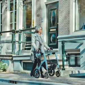 Déambulateur et fauteuil roulant 2 en 1 Rollz Motion