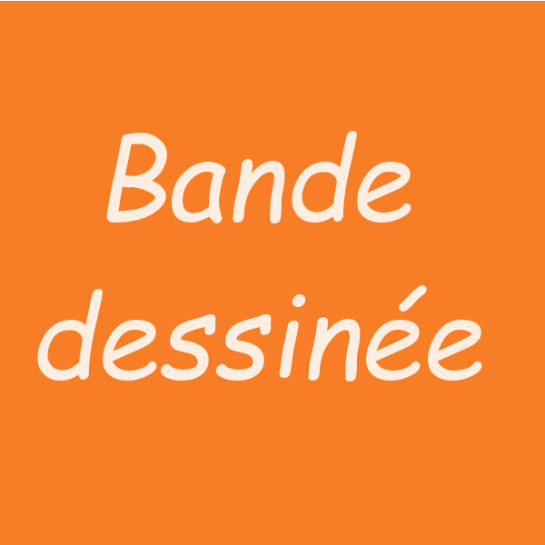 Bande dessinée_orange