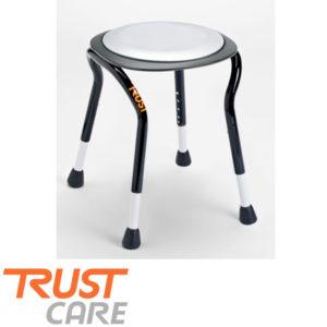 Tabouret rotatif Let's Frisbee