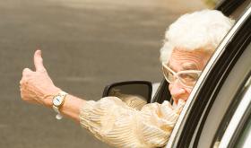 Senior et cannabis au volant