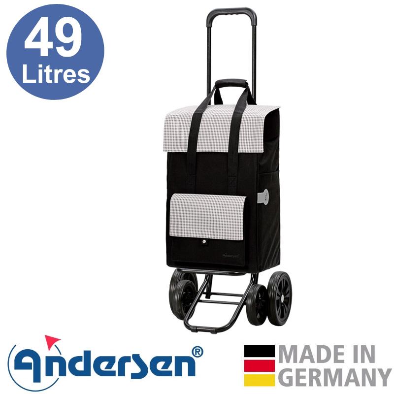 Chariot-de-course-Quattro-Shopper-Milla